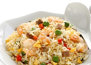 25. Beef Fried Rice